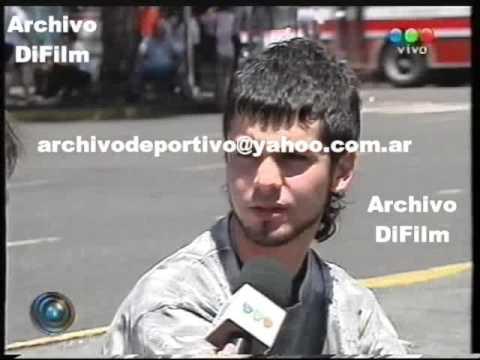 DiFilm - Sobrevivientes De La Tragedia De Cromañon 2006 V-04859