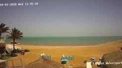 Webcam Hurgada, Ägypten, Zeitraffer 10h