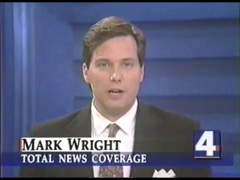1996 KXLY TV 4 News Break