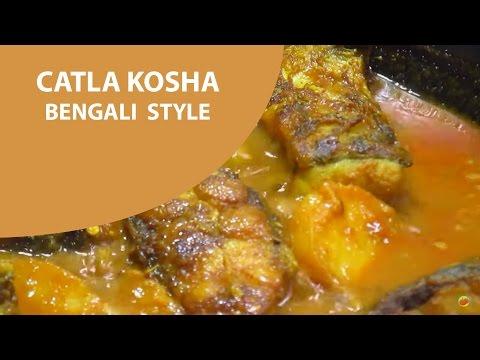 """Catla Kosha """"Bengali Style"""""""