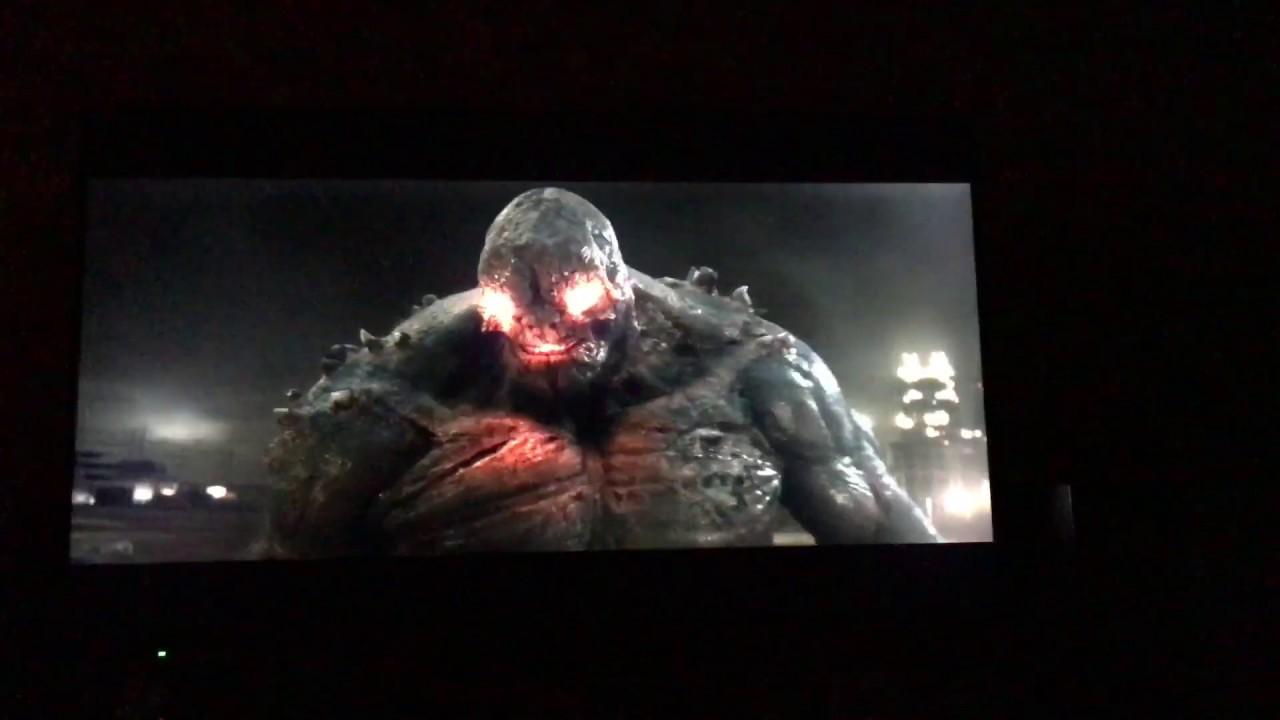 Batman Vs Superman Ultra HD HDR Sony ZD9
