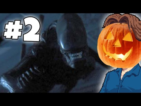 HE'S HERE | Alien: Isolation #2 | ProJared Plays