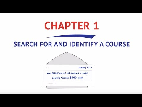 Chapter 1: Search for a Course