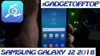 Распаковка Galaxy J2 2018 от GadgetOfftop