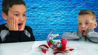 Как СДЕЛАТЬ ПРАЗДНИК Лучше! Ищем ЛЮБИМУЮ ИГРУШКУ ! Для детей Funny Kids Children