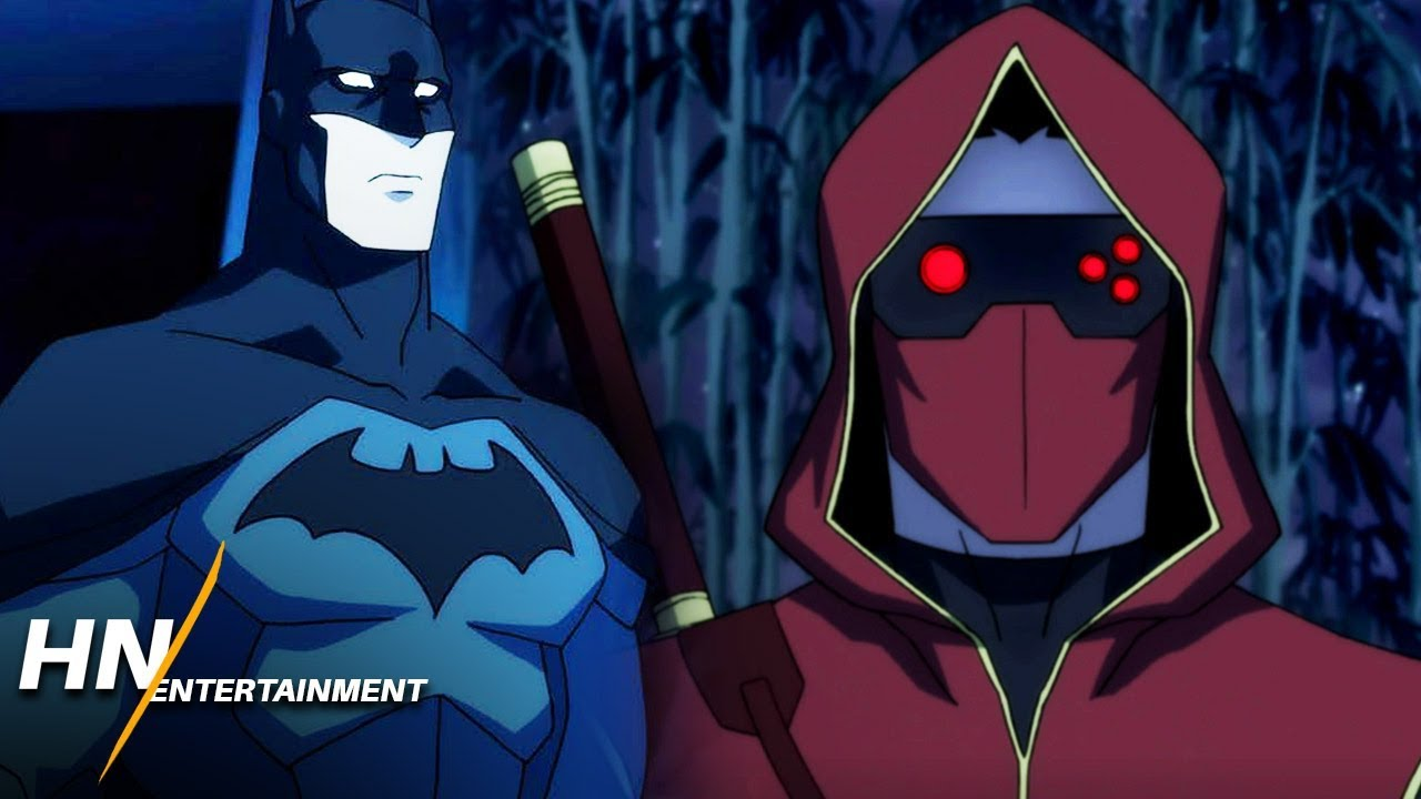 Download Young Justice Outsiders Red Hood and Damian Wayne Cameo EXPLAINED