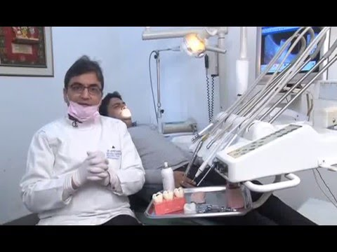Learn Root Canal Treatment by Dr Amit Kapoor of SRIDMS