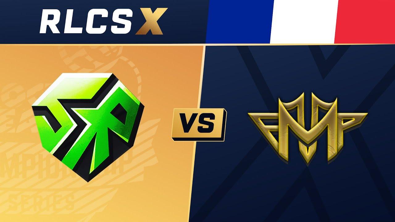 Sandrock vs Empty - Showmatch - Championship RLCS X