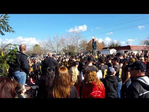 Del Oro High School Football State Champion Parade