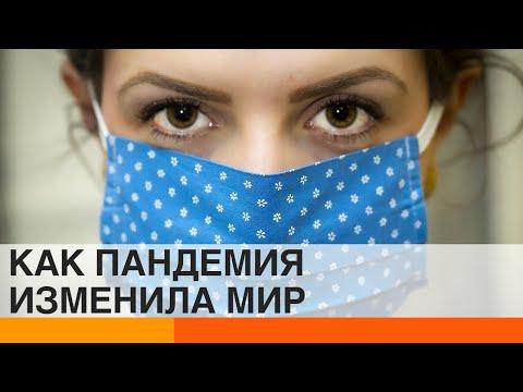 COVID-19: как пандемия изменила мир и Украину?