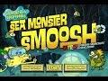 SpongeBob SquarePants Sea Monster Smoosh Games For Kids - Gry Dla Dzieci
