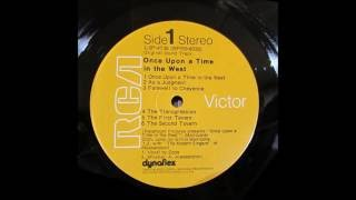 Ennio Morricone - Once Upon a Time in the West - Original Soundtrack LP - Side One - HQ