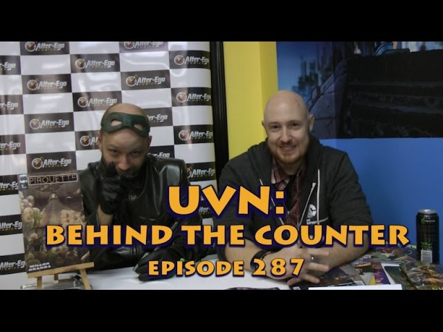 UVN: Behind the Counter 287