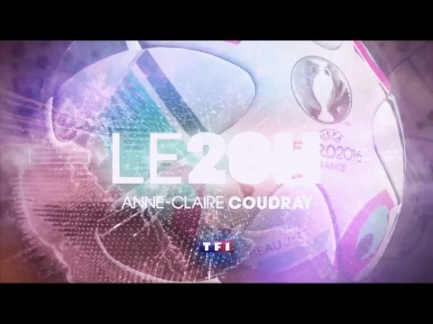 UEFA Euro 2016 - TF1 Special News Opening (HD)