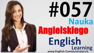 #57 Kurs języka angielskiego Słownictwo English Inowrocław Mikołów Sandomierz Ząbki