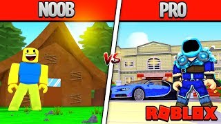 Roblox NOOB vs. PRO: HOUSE in Roblox! (Roblox Build Battle)