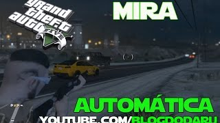 GTA 5 Saiba como habilitar a Mira automática e escolher o layout de mira