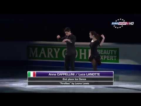 Anna CAPPELLINI / Luca LANOTTE - European Figure Skating Championships 2015 Gala (EX)