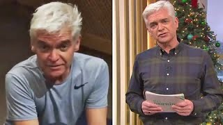 Phillip Schofield health news: This Morning star reveals health secret after six years | Celebrity N