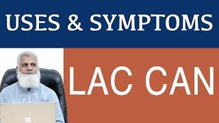Lac Caninum Homeopathic Medicine in HINDI & URDU