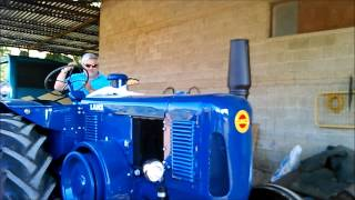 LANZ 1958 TRACTOR
