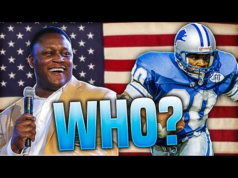 The Time America Completely FORGOT Who Barry Sanders Was???