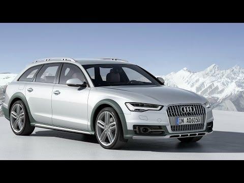 2016 Audi A6 Allroad Quattro Interior, Exterior and Drive