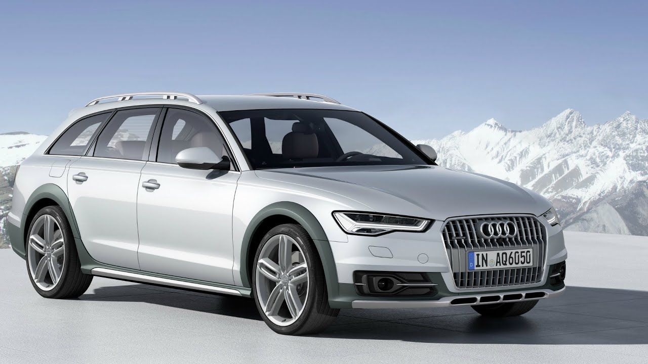 2016 Audi A6 Allroad Quattro Interior Exterior And Drive