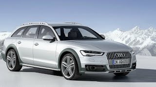 2016 Audi A6 Allroad Quattro Interior, Exterior and Drive