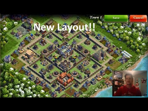 DomiNations - New Layouts - Whats new with You