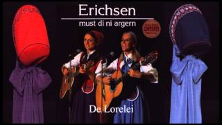 DE LORELEI - GESCHWISTER ERICHSEN | Plattdeutsche Volksmusik | german platt folk music