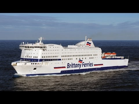 Armorique - Brittany Ferries' Cruise Ferry