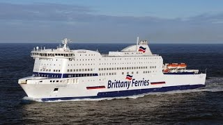 Onboard Armorique - Brittany Ferries