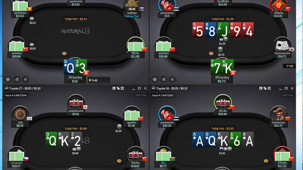Poker Grind