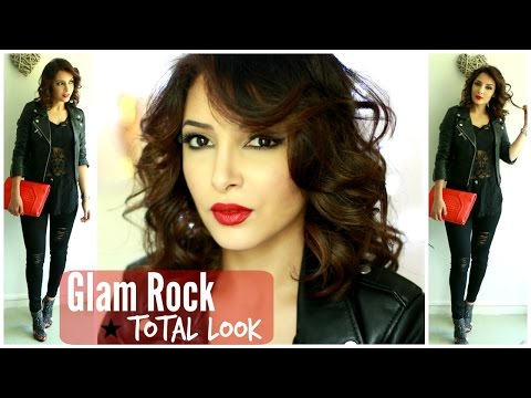 Glam Rock Total Look ✭