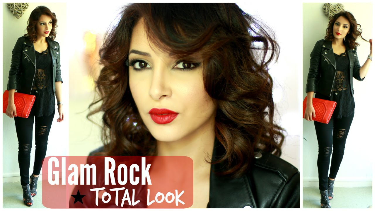 Bien-aimé Glam Rock Total Look ✭ - YouTube KZ35