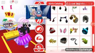 Queen of mean {Roblox MV} Descendants 3