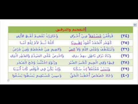 متن الجزرة كامل سعد الغامدي 0001