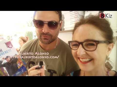 New VLOG -1  ALBERTO ALONSO- Vaughan Sistem - Book Fair Madrid 2017🎤📖📚