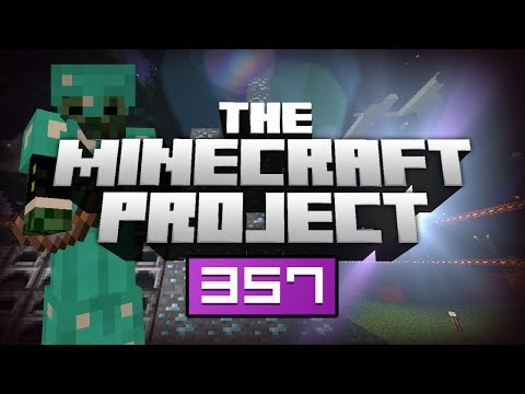 The Diamond Multiplying, Ore Smelting Pickaxe!! - The Minecraft Project Episode #357