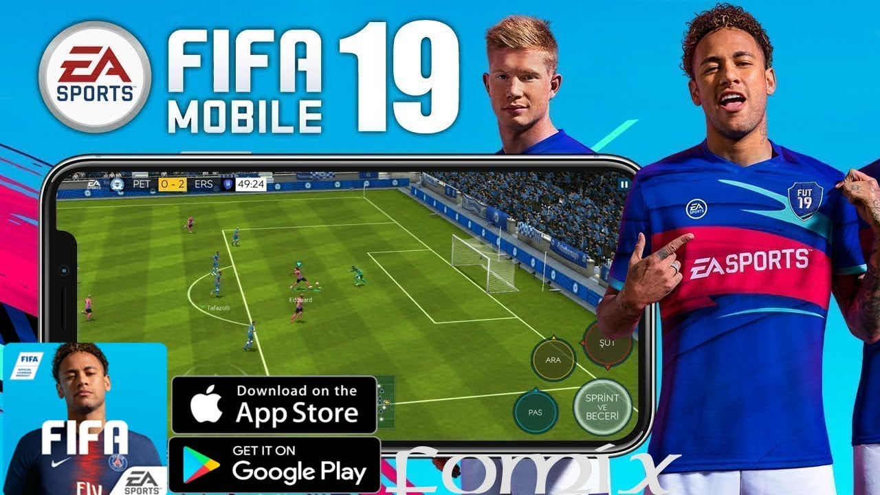 fifa mobile 19 download ios