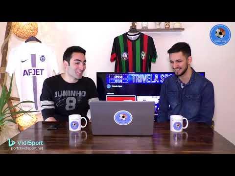 TFF 2.Lig Beyaz Grup'ta 24.Hafta Karşılaşmalarının Değerlendirilmesi!23.Hafta'yı da Konuştuk! | Trivela Spor