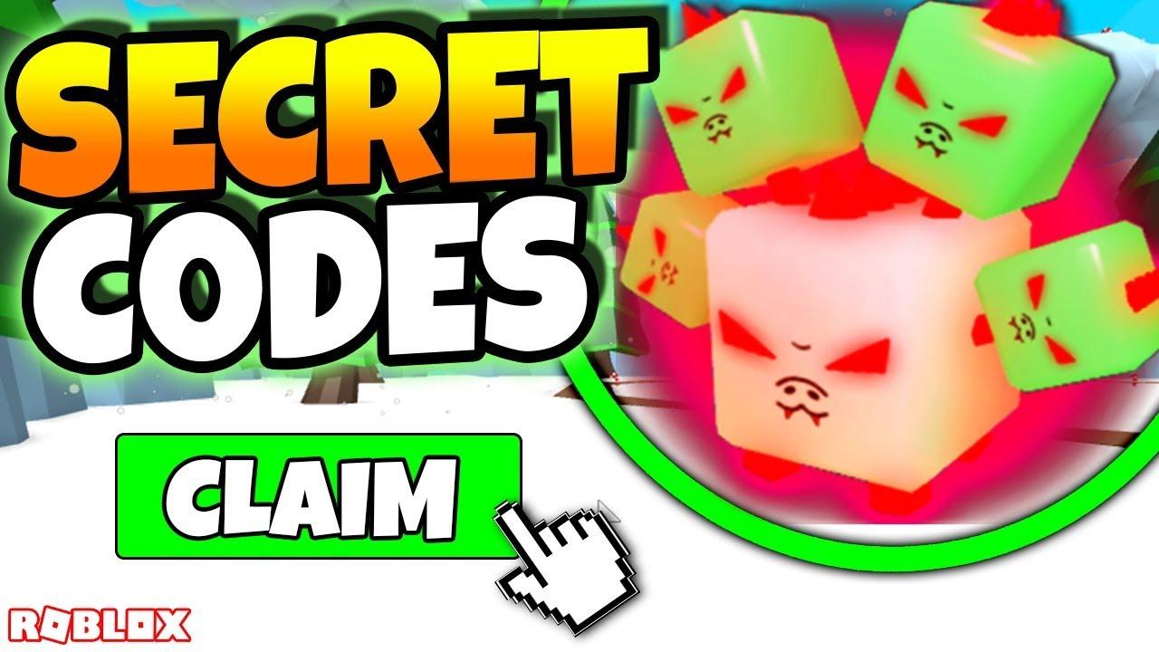 12 *SECRET* LEGENDARY BUBBLE GUM SIMULATOR CODES! (Roblox Bubblegum  Simulator Christmas)