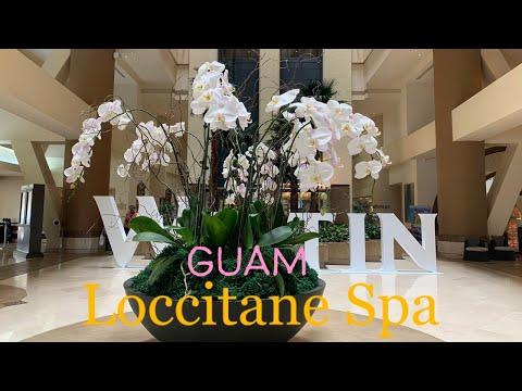 [Eng] Guam Westin Loccitane Spa•록시땅 스파•괌 웨스틴 호텔
