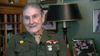 Interview (Part 2) with Marolda, Theodore R., World War II Veteran. Gilbert Veterans History Project
