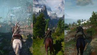 Corridas de Cavalo - The Witcher III #63