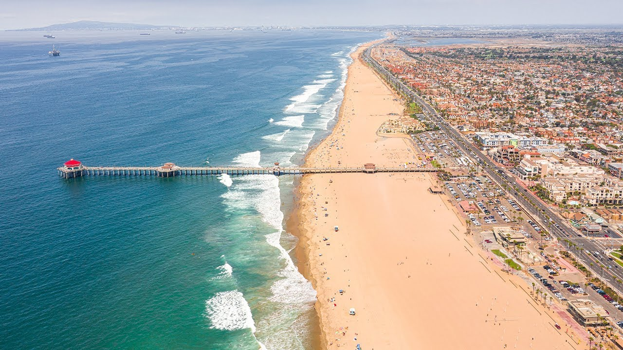 Huntington Beach Drone Challenge You