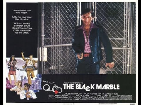 The Black Marble  krimi  1980