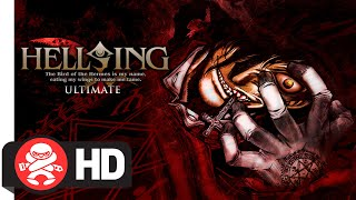 Hellsing Ultimate Complete Series is Available for Pre-Order Now!
