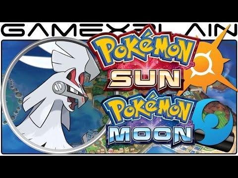 Pokémon Sun & Moon Analysis - Meet Silvally Trailer (Secrets & Hidden Details)